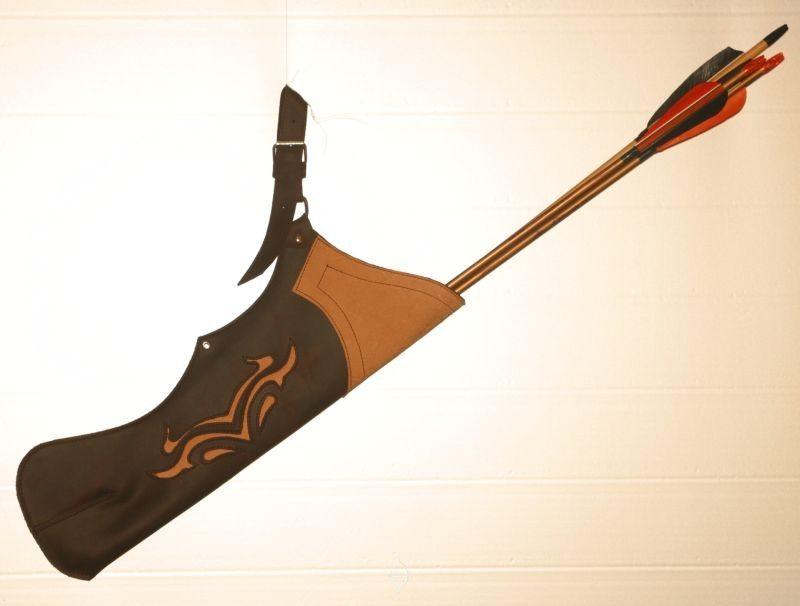 Equipment - A Company Mounted Archery