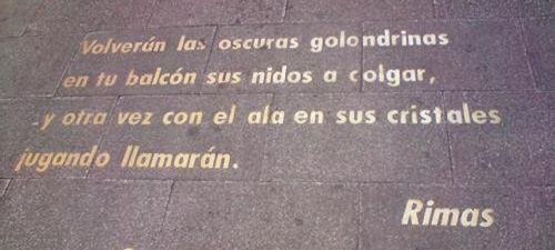Volverán, Gustavo Adolfo Bécquer (Sevilla, 1836 - Madrid, 1870). #preguntassevilla