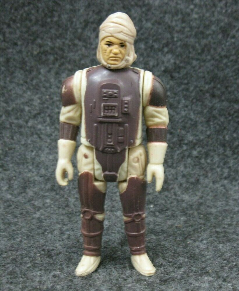 1980 Vintage-Star Wars-Dengar Figurine Avec Blaster-LFL Hong Kong ***