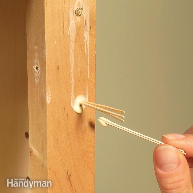 How To Get A Stripped Nail Out Of Wood