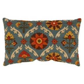 Mayan Medallion Throw Pillow Collection -guest room