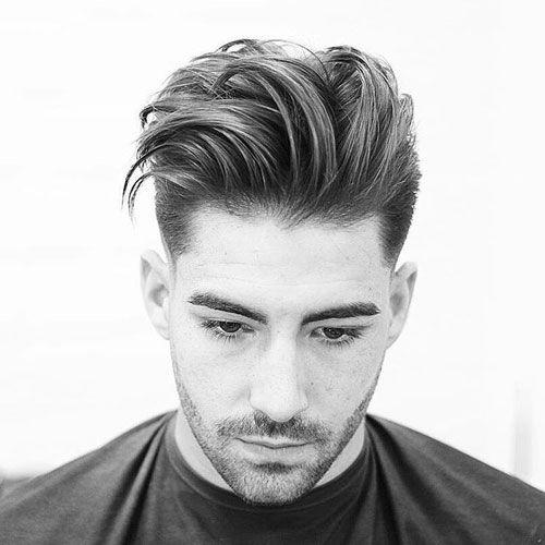 23 Best Quiff Hairstyles For Men Medium Hair Styles Textured