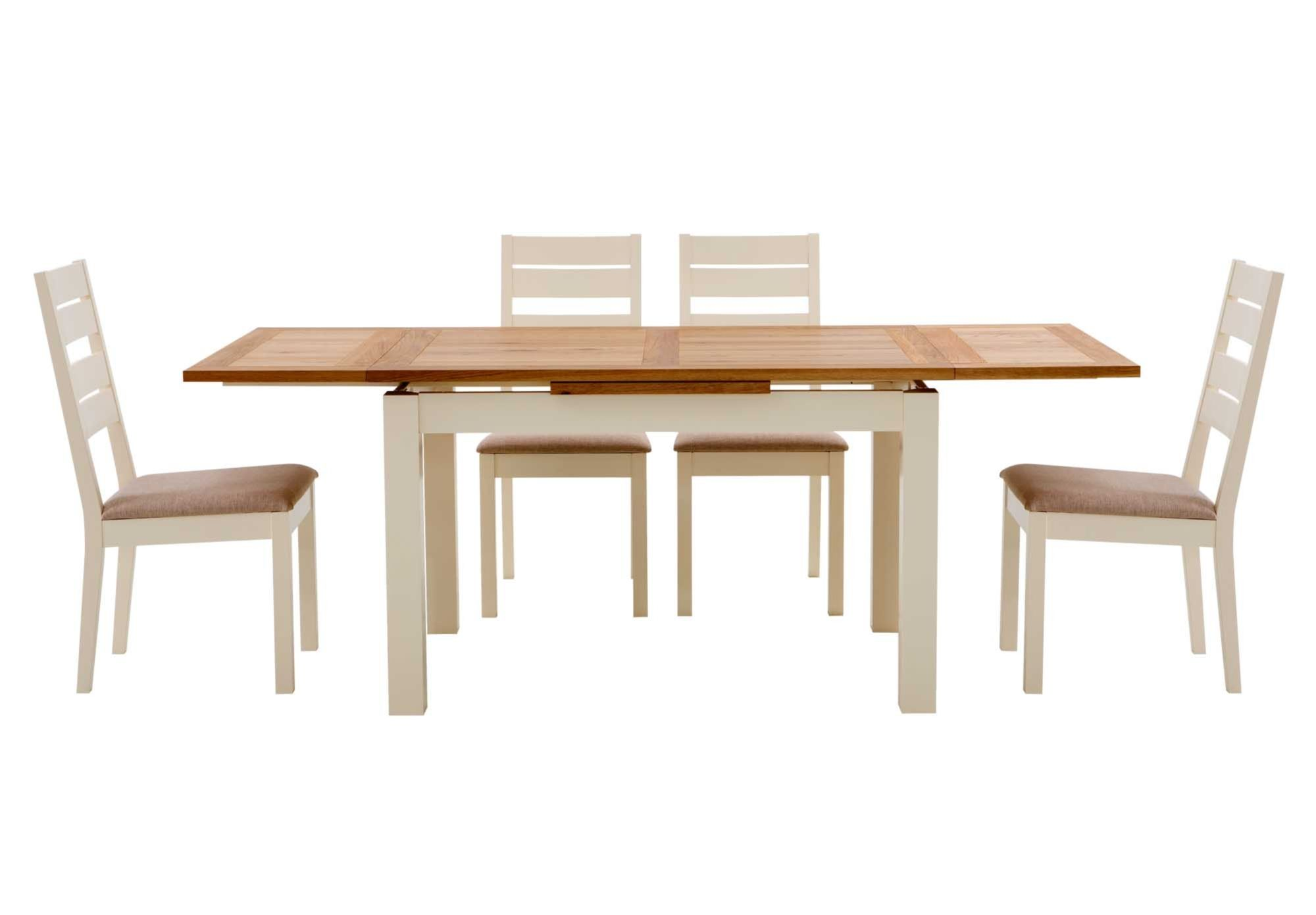 An Extending Dining Table Would Be Really Usefulbentley Designs Classy Dining Room Table And Chairs For 4 Design Decoration
