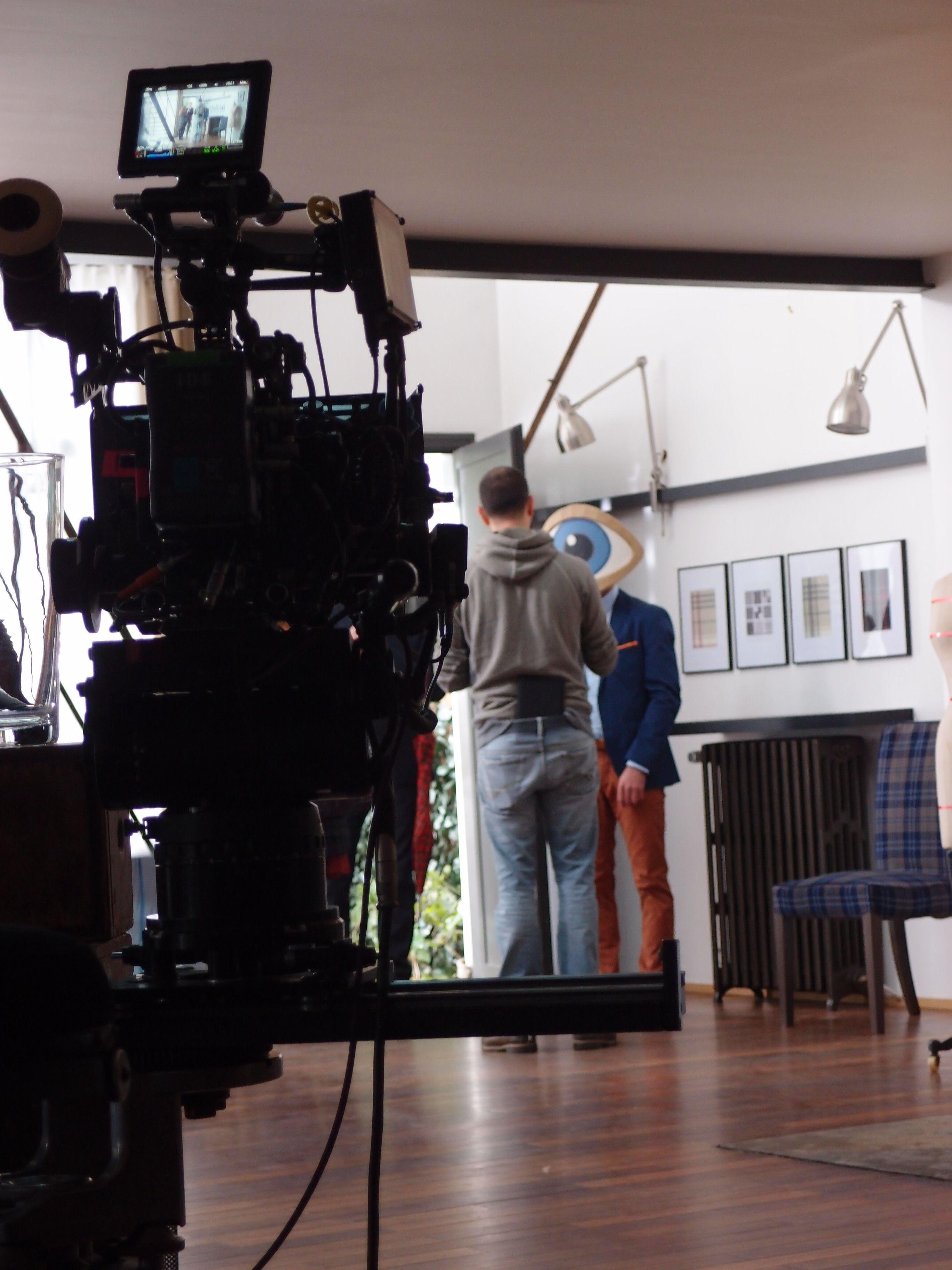 Le tournage de la pub SAFTI  - #Pub #TV #SAFTI