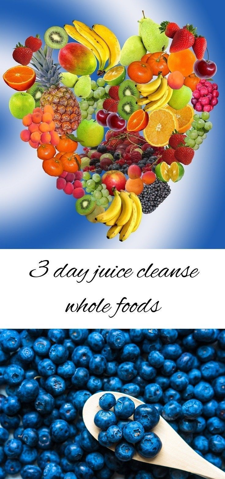 3 day juice cleanse whole foods plenty of people do not
