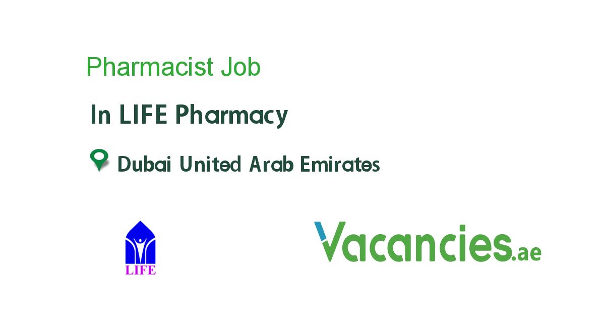 Pharmacist Receptionist Jobs Job Life
