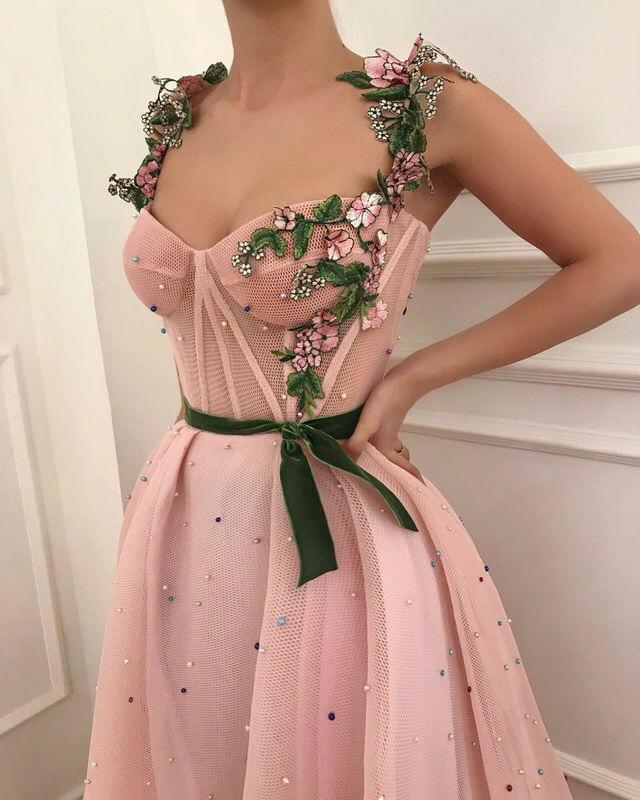 vestido Rosa Antigo Rosa Formatura Jantar De Noivado   Same