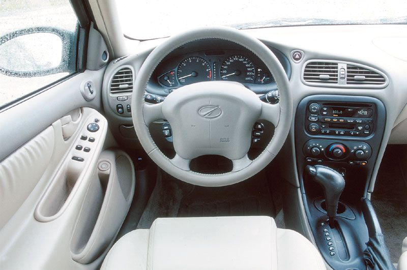 2000 Oldsmobile Alero Interior 2000 2009 In Vehicles