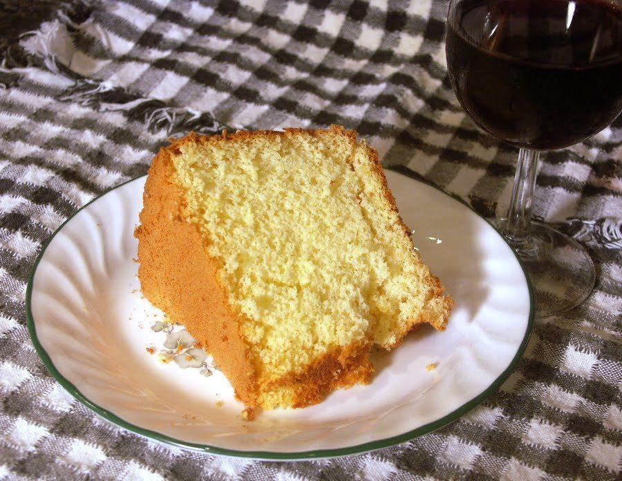 Classic passover sponge cake flamingo musings passover