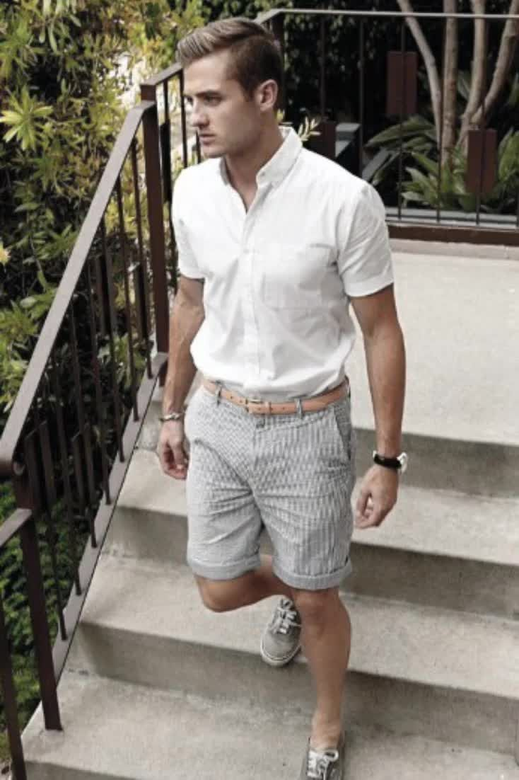 60 Summer Outfits For Men - Stylish Warm Weather C