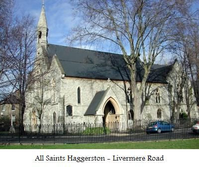 All Saints Livermere Rd Haggerstone from their own website