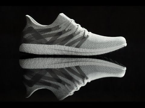 This is the first Adidas shoe made almost entirely by robots - Recode