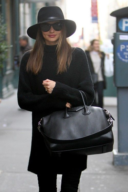 b33a0d14c5 Hat Bag Love. Chic street style on M.K. this is the Givenchy bag that the  girl at ps450 had. total bag envy!...g