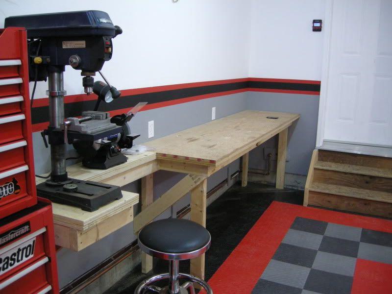 Barry S 18x20 Garage Page 3 The Garage Journal Board Garage