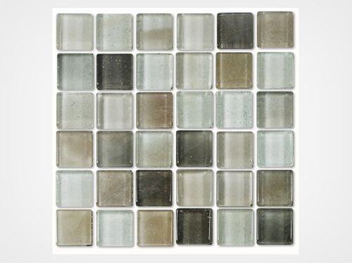 London Series Windsor 1x1 Glass Mosaic 12x12 Mosaic Glass Glass Mosaic