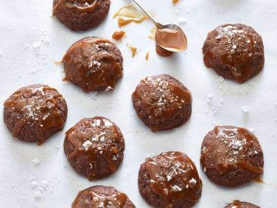 Chestnut caramel coookies!