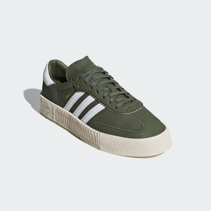 best website 79093 811e0 SAMBAROSE Shoes Base Green 8.5 Womens
