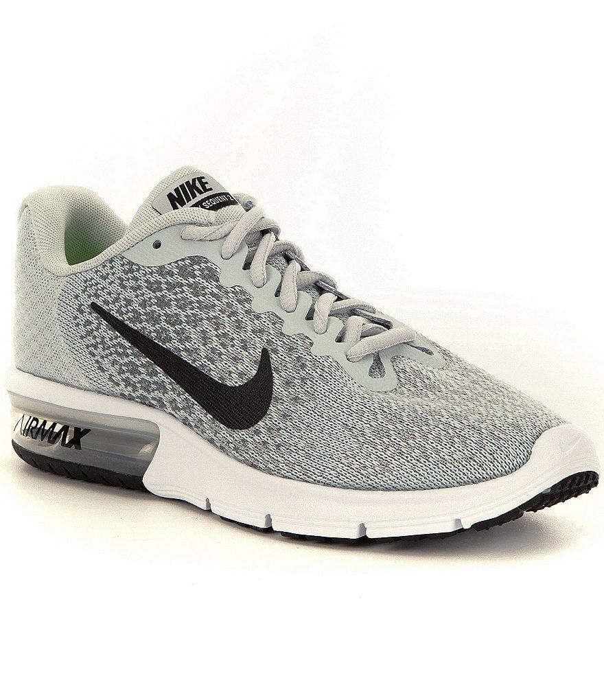 nike grey knit sneakers