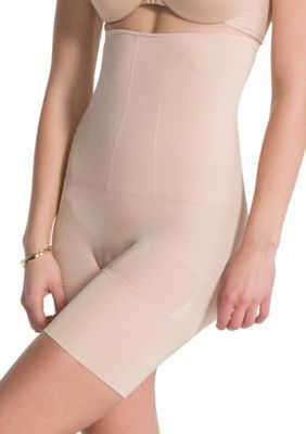 bbc85bff9e ASSETS Red Hot Label BY SPANX Soft Nude Flat Out Flawless Hi-Waist  Mid-Thigh - FS4015