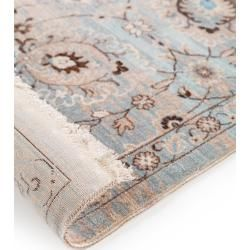 Photo of benuta Trends Teppich Safira Blau 100×156 cm – Vintage Teppich im Used-Lookbenuta.de