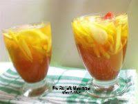 Kumpulan Resep Masakan Populer Indonesia Resep Es Rujak Mangga
