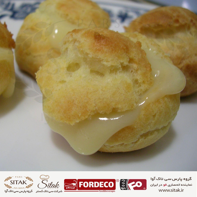 کرمفیل شیر فوردکو کرمفیل فوندانت عصاره مخمر پودر خامه سیروپ Food Breakfast Hamburger Bun