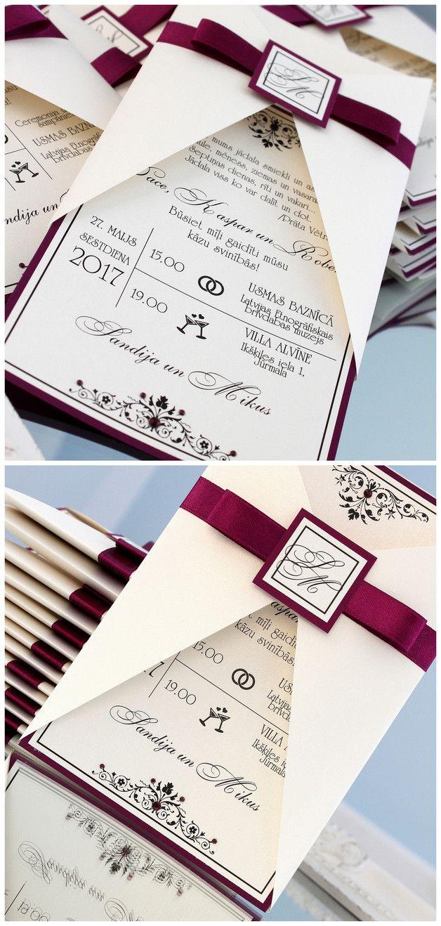 Hochzeitseinladungen Hochzeitseinladung Einladungskarte Einladung