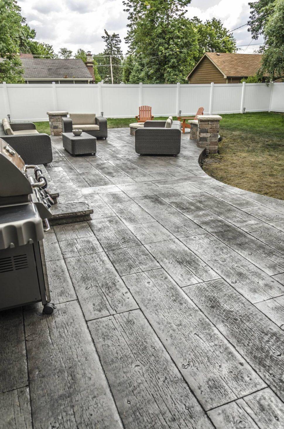 Http://cheappanda.com/great Concrete Patio/proj