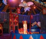 New Dumbo at Walt Disney World