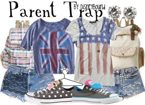 based on disneys the parent trap