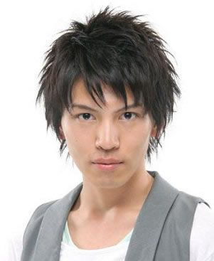 Top 10 Most Fashionable Asian Men Hairstyles Hair