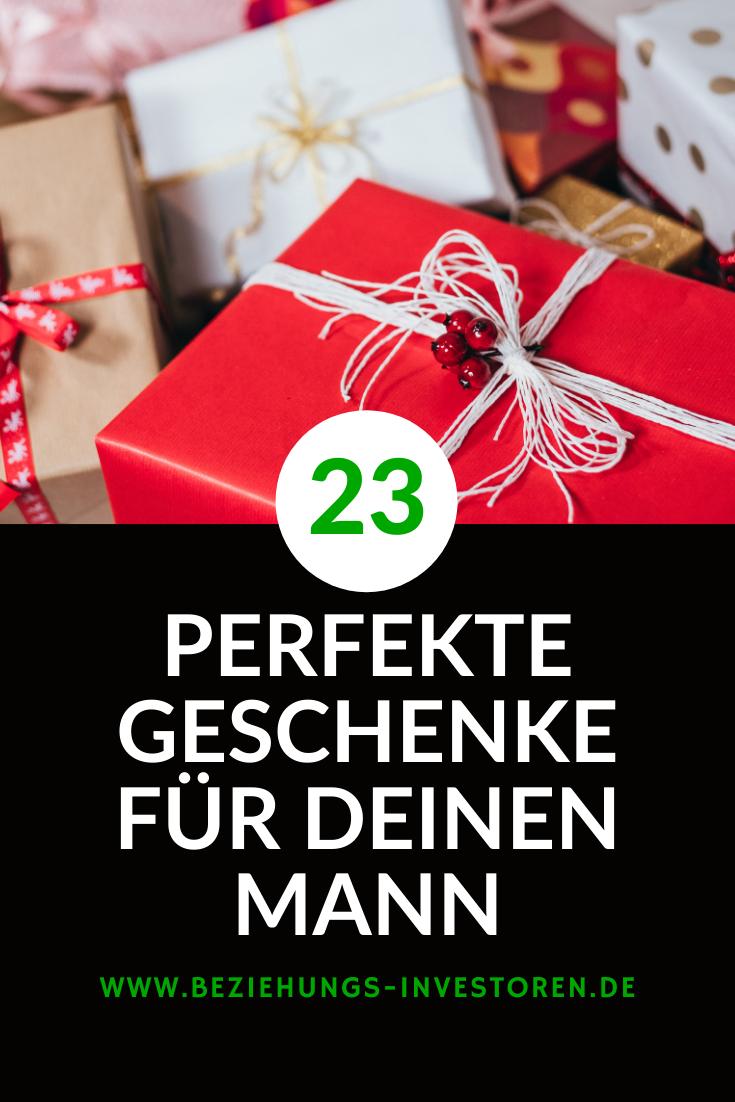 34+ Geschenke fuer den mann zu weihnachten Sammlung