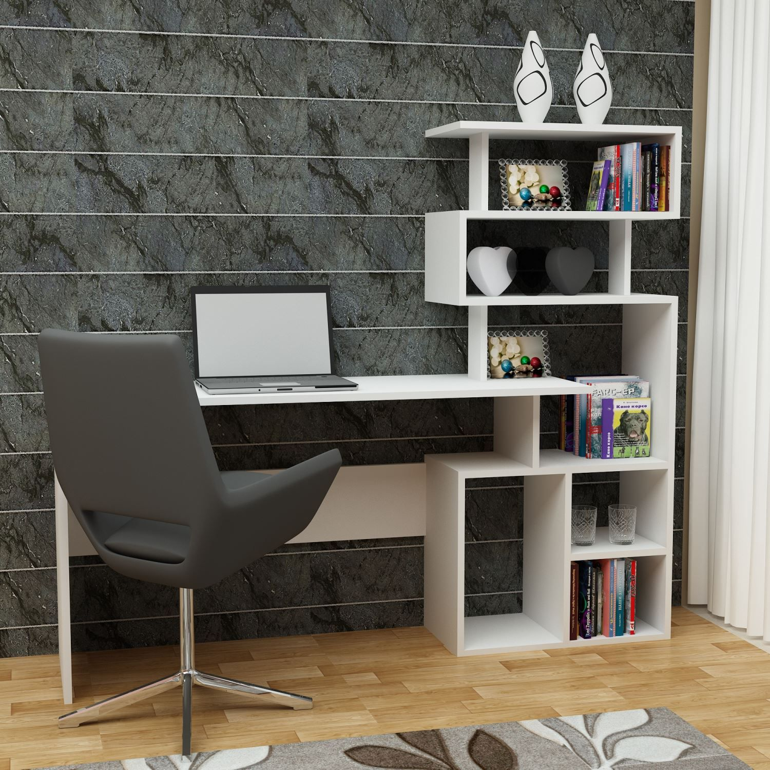 Furniture, Study Table Designs