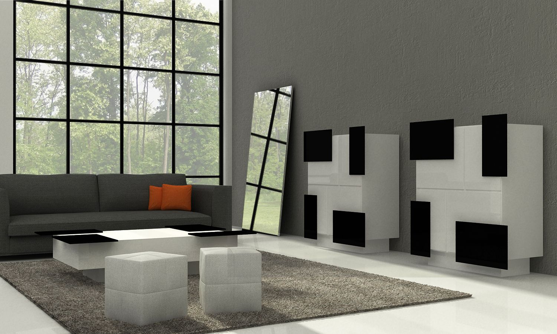 Die Auswahl An Modernen Möbeln Miami Für Die Dekoration Zu Hause ...