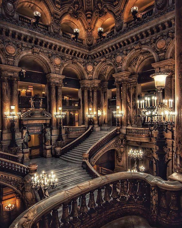 Paris Opera House, just incredible