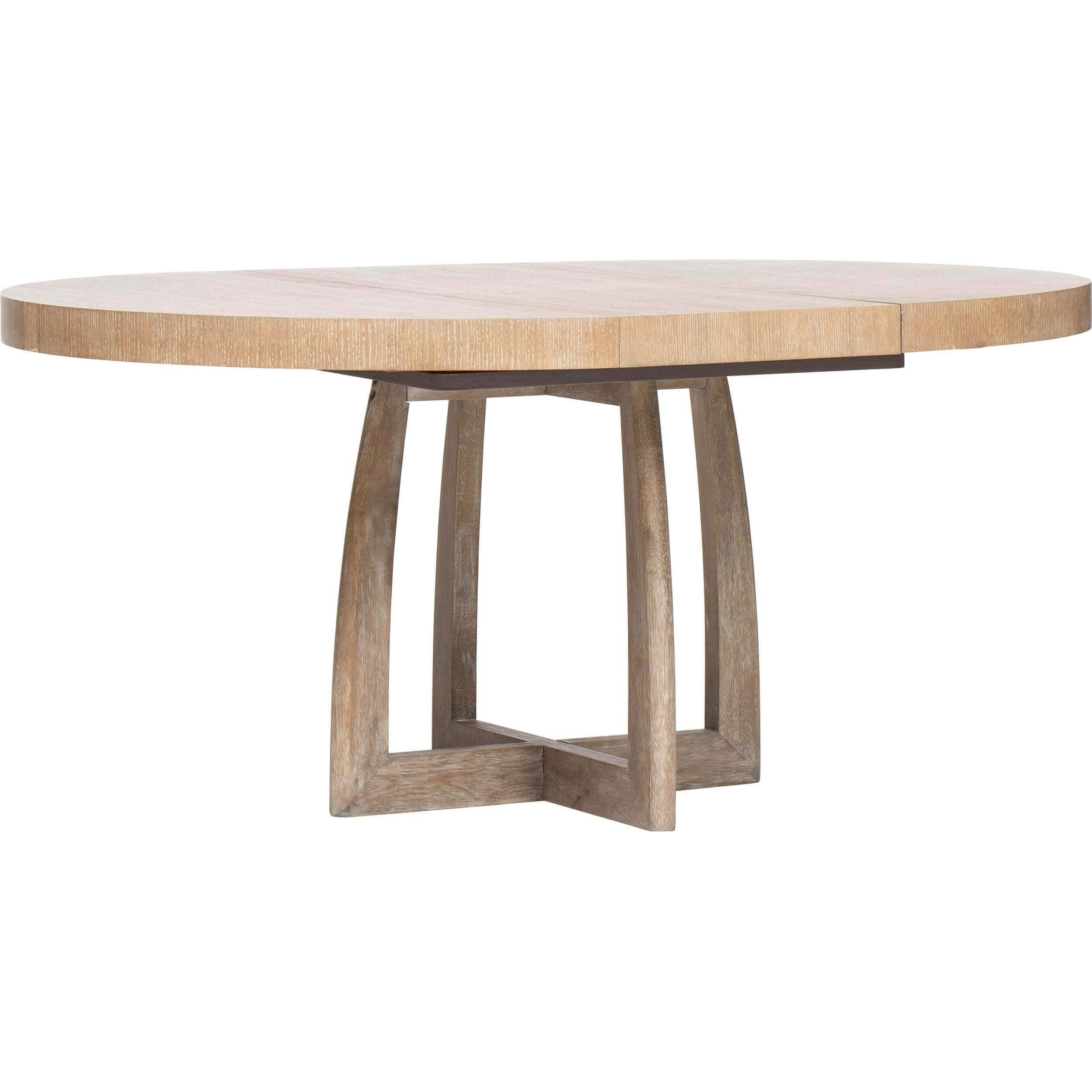 Affinity Round Pedestal Table