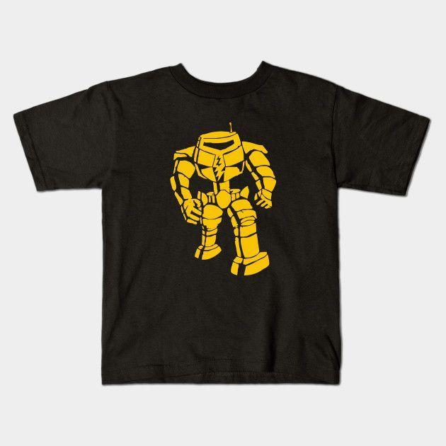 Sheldon: Manbot Young T-Shirt