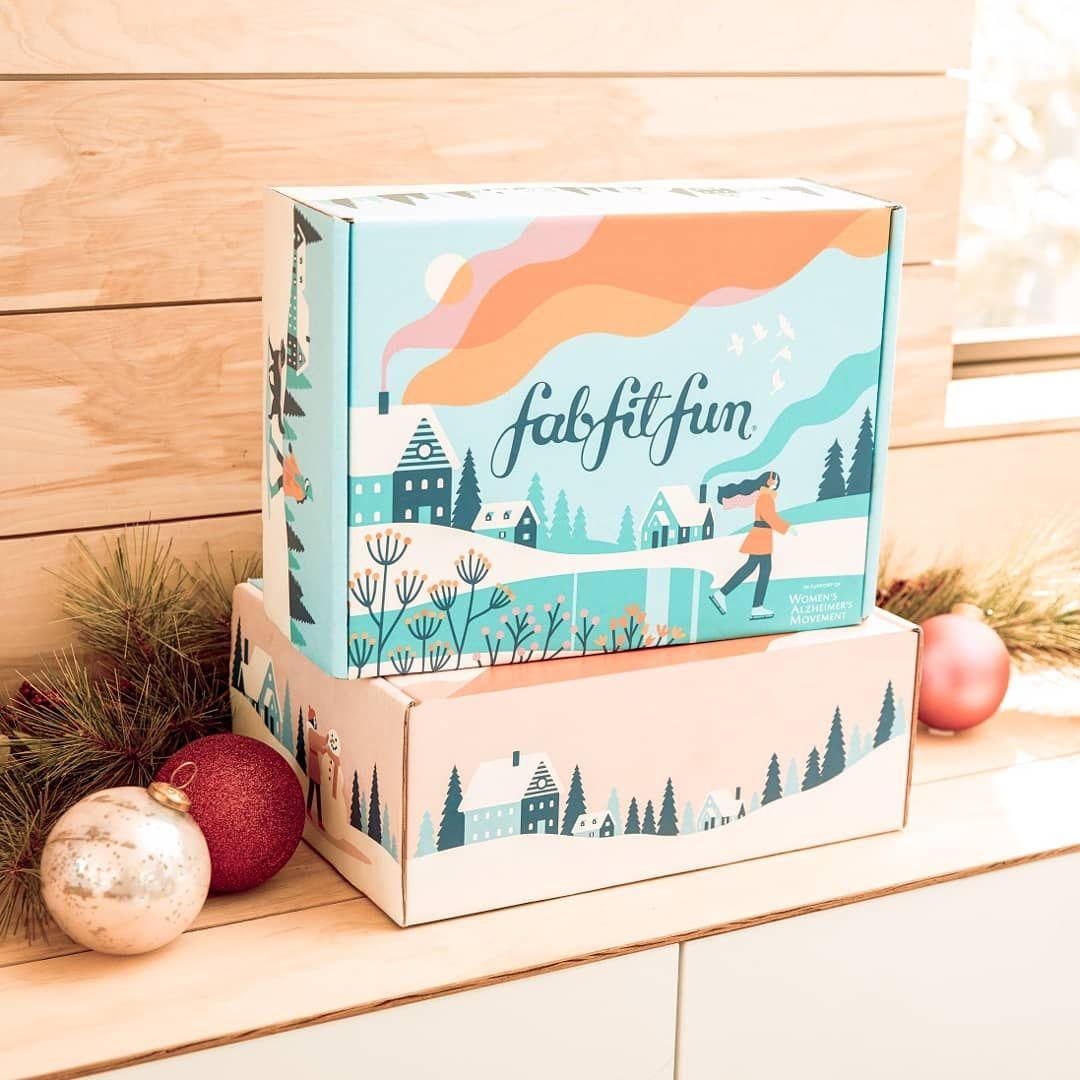 fab fit fun winter box 2020 review