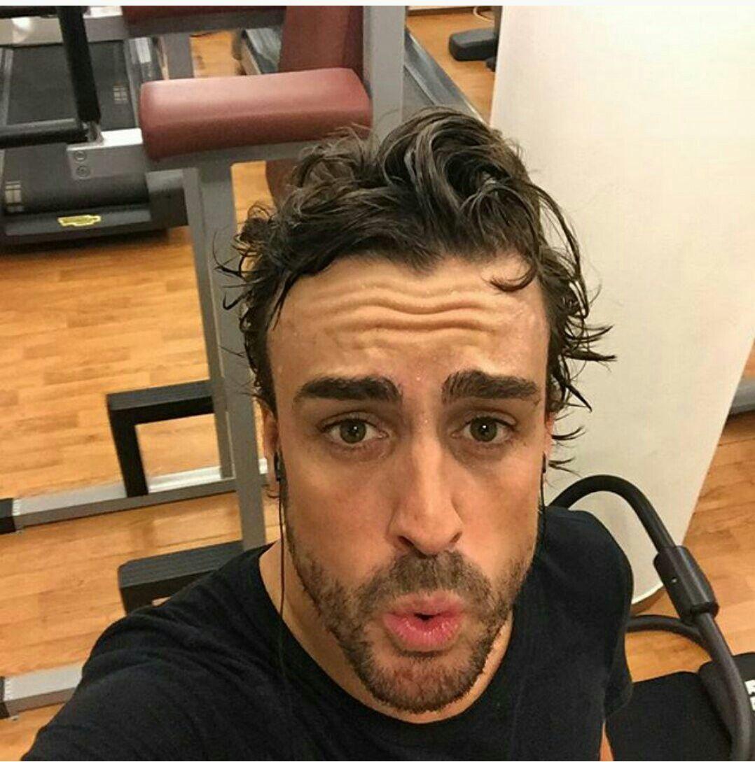 Fernando alonso instagram