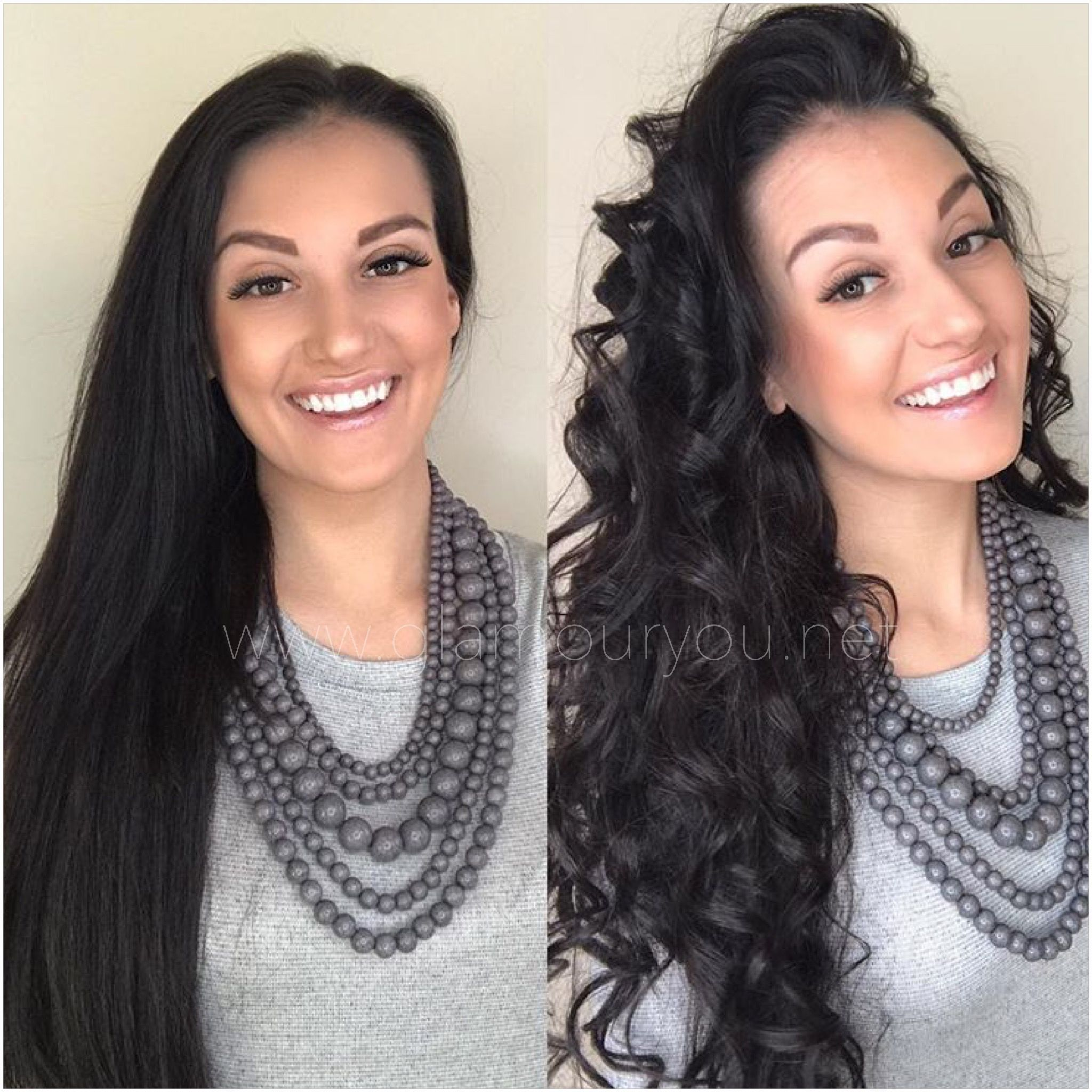 Microlink Hair Extensions Done By Gina At Glamouryou