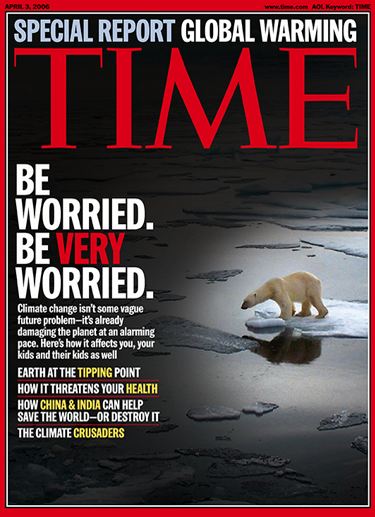 What I Learned About Climate Change The Science Is Not Settled Global Warming Climate Change Magazine Cover