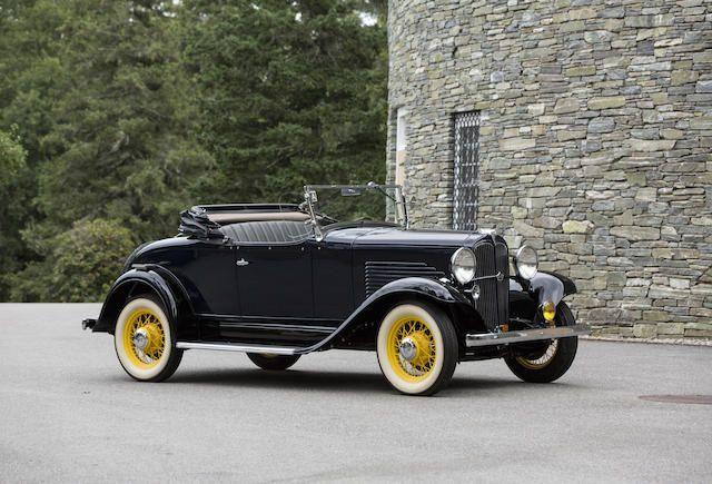 1932 Willys 6 90 Silver Streak Rumble Seat Roadster Willys