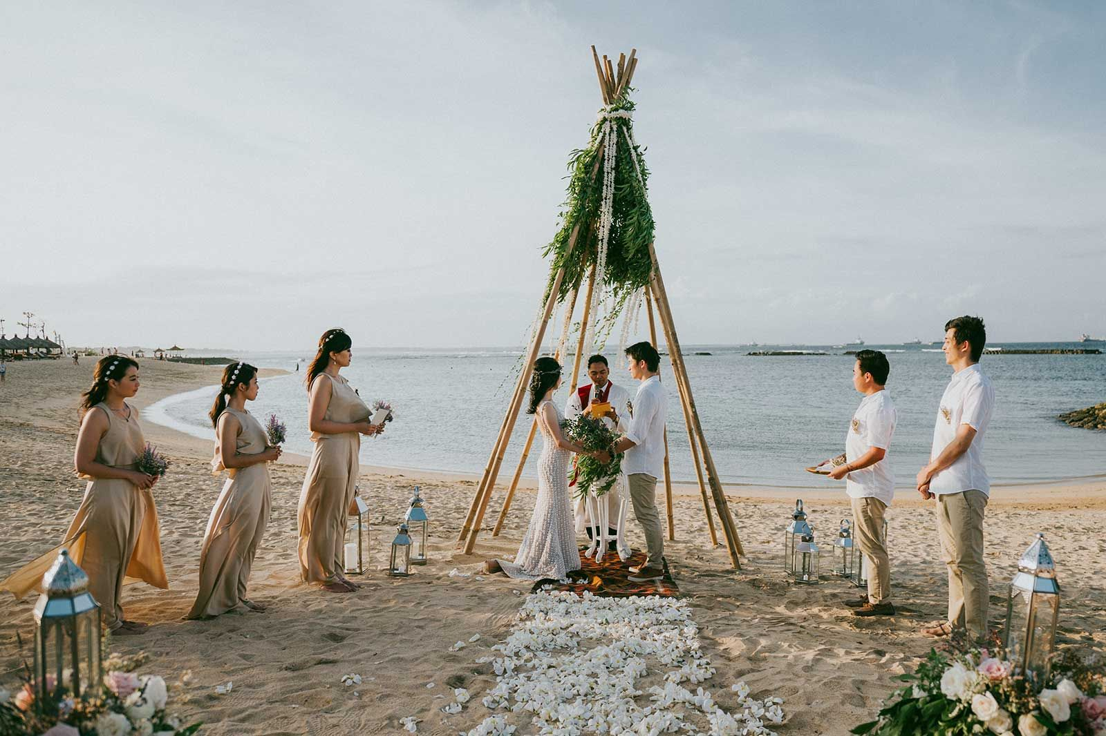 Top 10 outdoor locations for your destination wedding