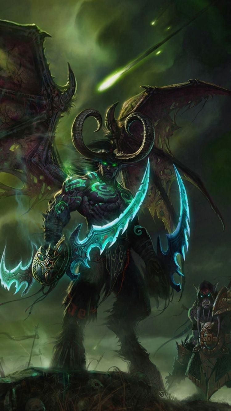 Full Hd P Illidan Wallpapers Hd Desktop Backgrounds X World Of Warcraft Wallpaper Warcraft Art Illidan Stormrage