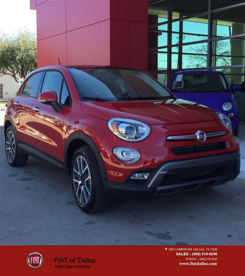 https://flic.kr/p/ED5LQu   Congratulations Alejandra on your #FIAT #500X from Jessica Rubio at Fiat of Dallas!   deliverymaxx.com/DealerReviews.aspx?DealerCode=F741