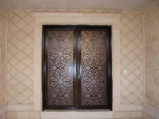 الأشرفية شركة الراجحي للزخرفة والحديد ابواب حديد قص ليزر Decor Home Decor Furniture