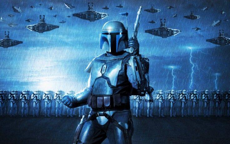 Star Wars Jango Fett Wallpapers Hd Desktop And Mobile Backgrounds Star Wars Wallpaper Star Wars Jango Fett Star Wars Art