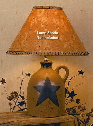 Country Lamps