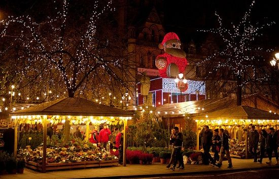 Top 5 Christmas Markets Christmas Market Christmas City Breaks Manchester Christmas Markets