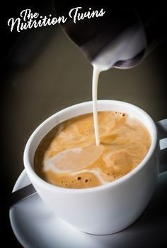Homemade Coffee Creamer!   Easy, Delish & NO CHEMICALS!   For MORE RECIPES, fitness & nutrition tips please SIGN UP for our FREE NEWSLETTER www.NutritionTwins.com